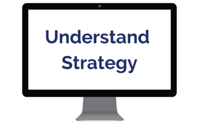 Understand Strategy